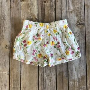 Basic Editions Floral Shorts